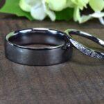 "<span class=""title"">Q:永遠に水に強く傷つけないほど錆びない強力な結婚指輪を探してます。</span>"